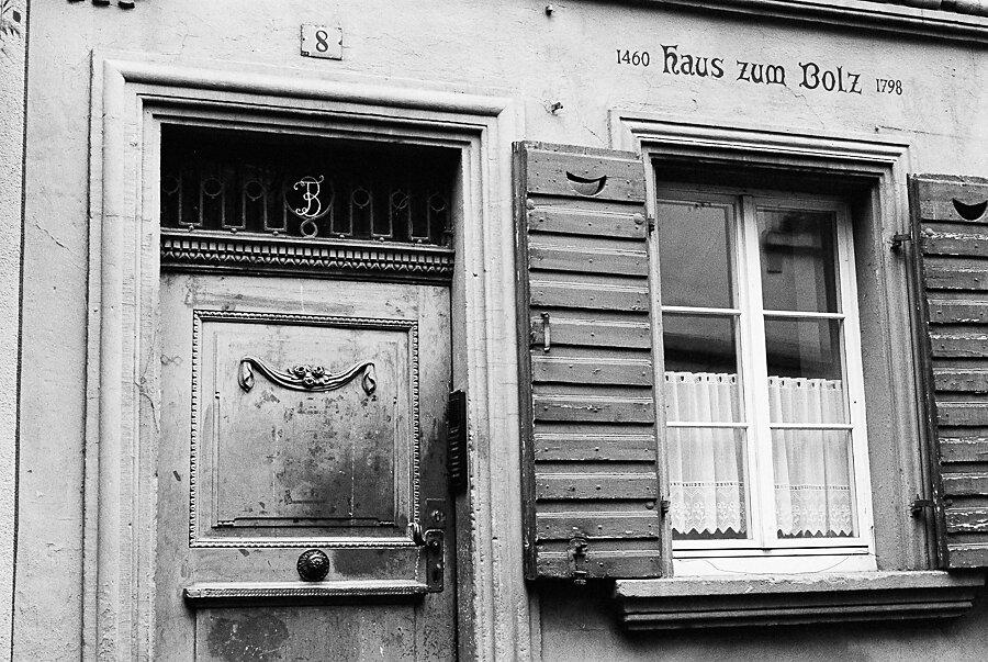 Haus zum Bolz